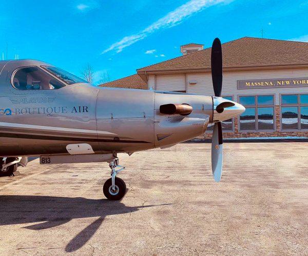 Boutique Air Massena International Airport